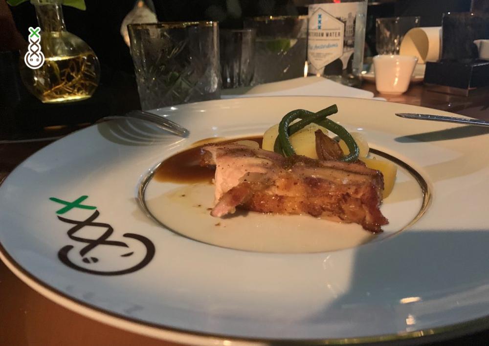 Greenmeister Dinner Bizzey