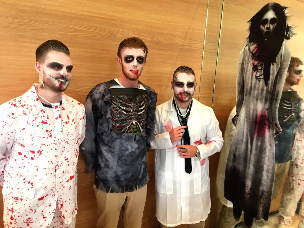 Halloween - Boerejongens coffeeshop sloterdijk