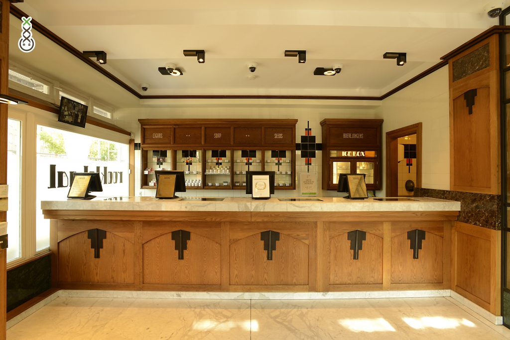 amsterdam coffeeshop history