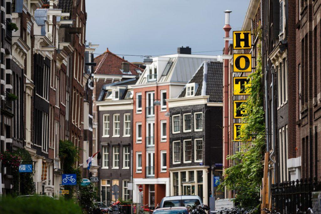 Weed Hotel Amsterdam