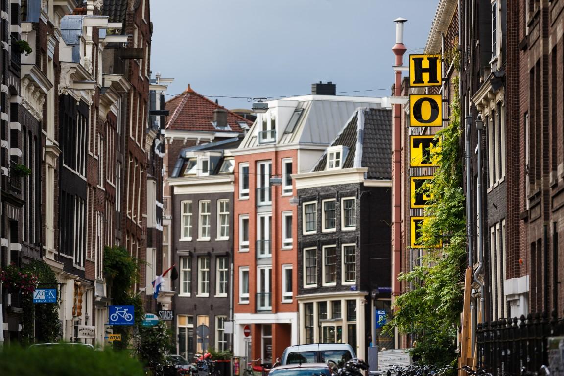 Smoker Friendly Hotels in Amsterdam - Boerejongens