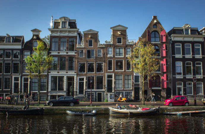 What is an Amsterdam Coffeeshop