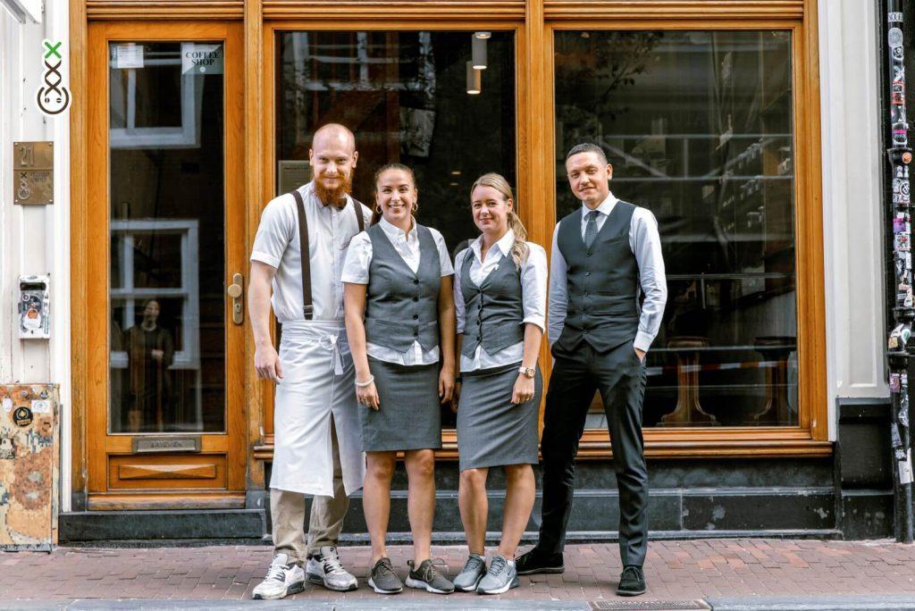 Best Coffeeshop Amsterdam - TEAM