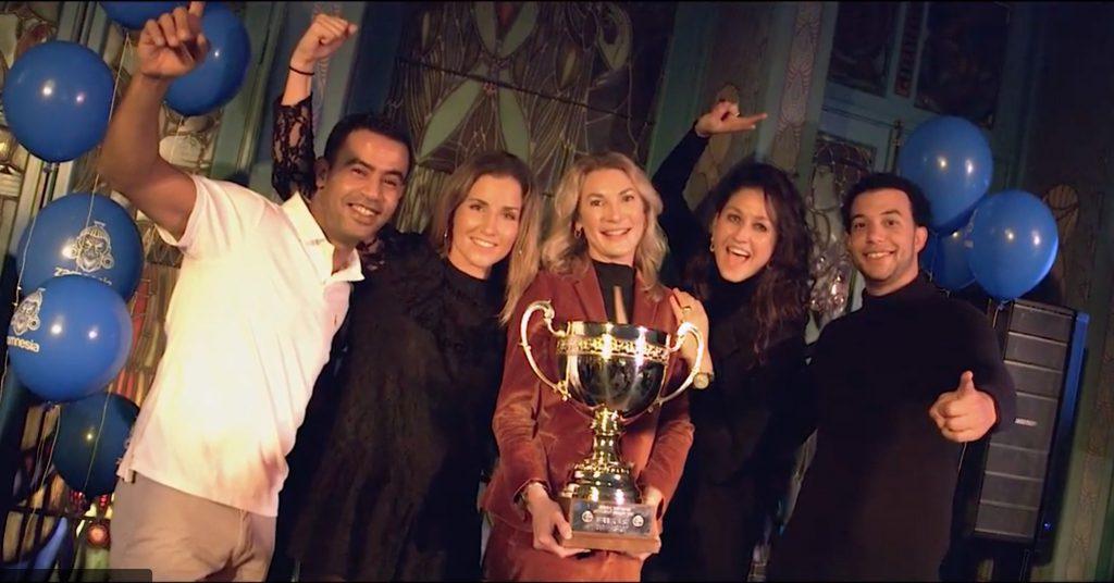 Best coffeeshop Amsterdam Awards Zamnesia