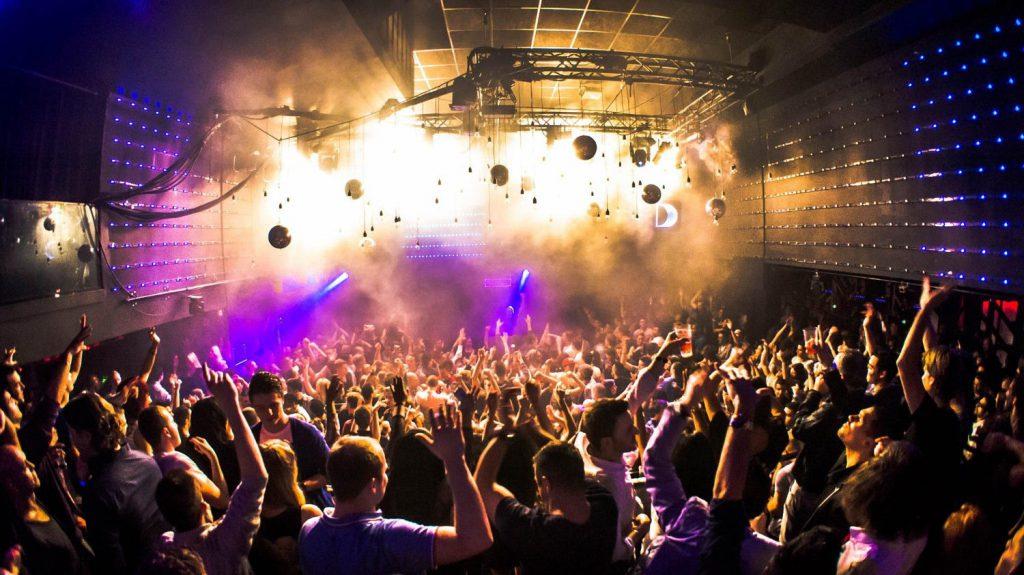 AIR Amsterdam club