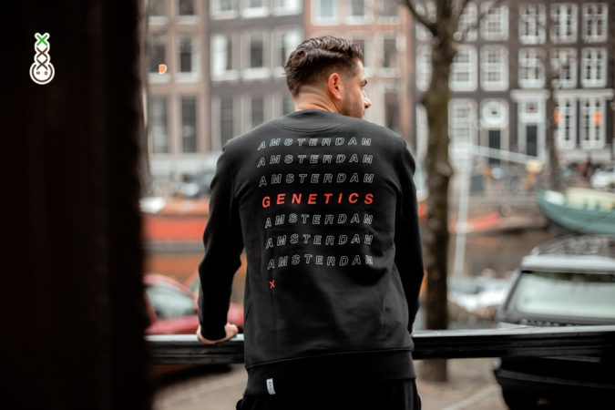 AMSTERDAM GENETICS SCAN COLLECTION
