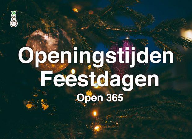 opening times holidays boerejongens coffeeshop