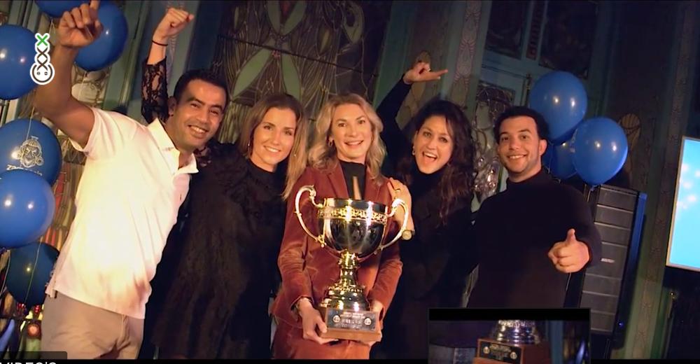 Zamnesia best coffeeshop awards amsterdam