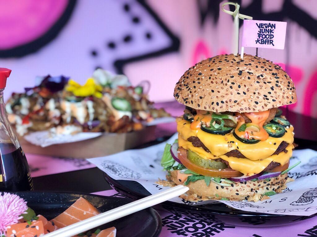 Vegan Food top 3 Amsterdam