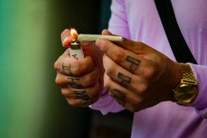 freedom, jazz and cannabis