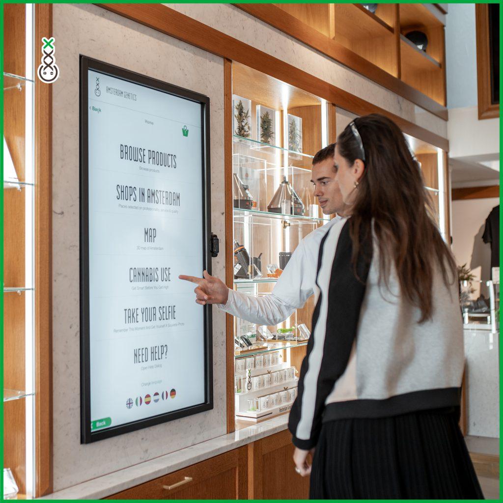 Coffeeshop Info Centre - CBD Store amsterdam