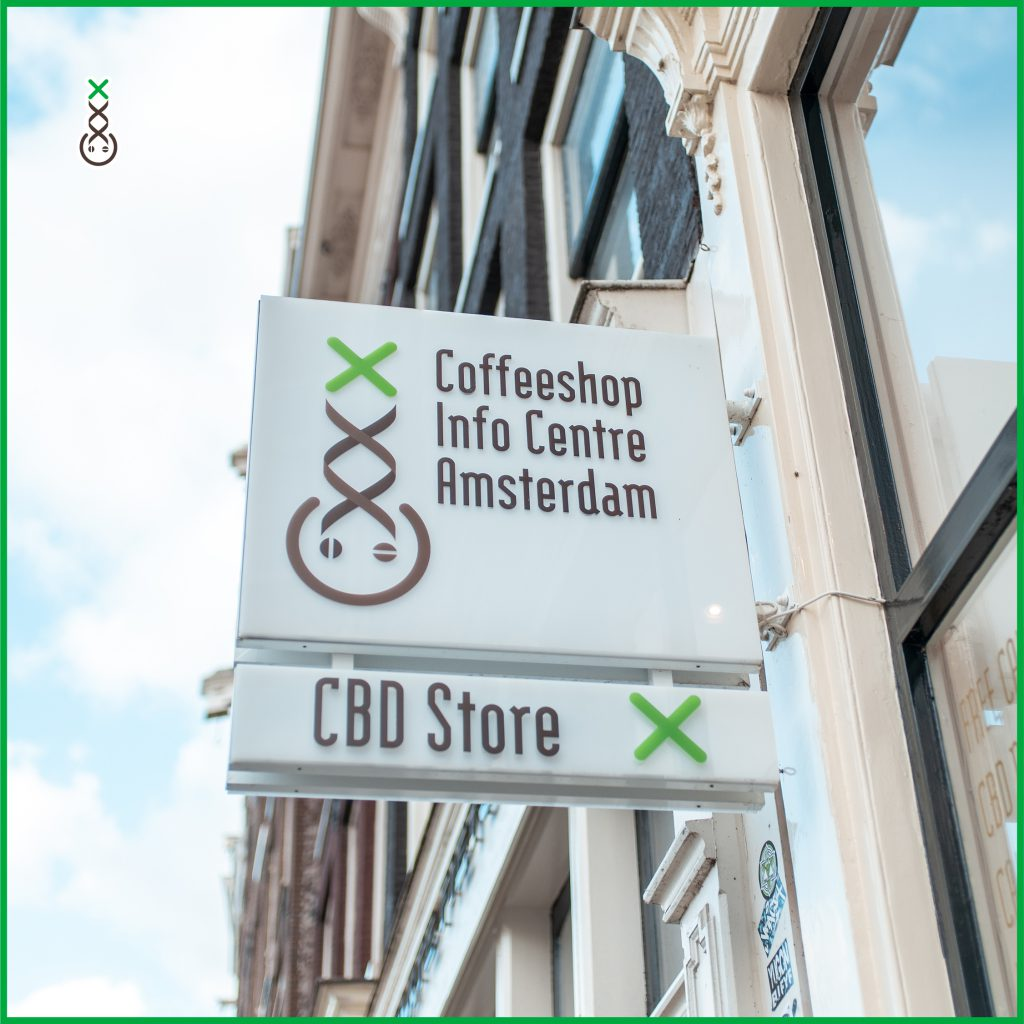 CBD Store Amsterdam
